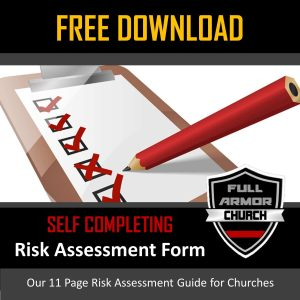 Church Active Shooter Training Kit Digital Download