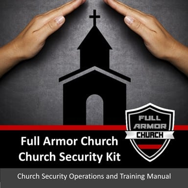 Church Security Team Ministry Operations Kit Digital